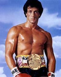 Picture Rocky Balboa