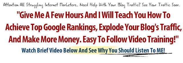 blog traffic training