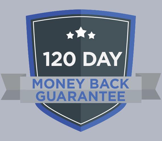 Tai Lopez Social Media Marketing Agency 120 Day Money Back Guarantee.